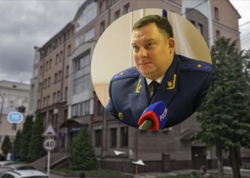 В Смоленске обчистили квартиру главного прокурора области