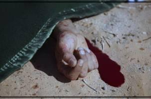 Смолянин избил и задушил ремнём товарища и продолжил весёлое застолье рядом с трупом
