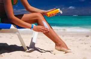 В Роскачестве рассказали об опасности солнцезащитного крема