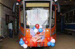 «Трамвай Победы» отправится в рейс сегодня