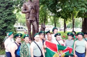 Фоторепортаж с празднования Дня пограничника в Смоленске