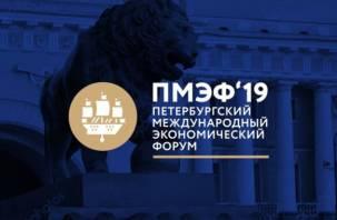 Смоляне работают в Петербурге на экономическом форуме