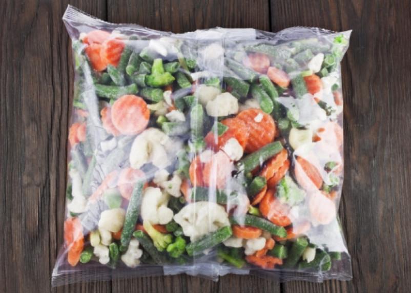 Замороженные фрукты и овощи полезнее свежих из магазинов
