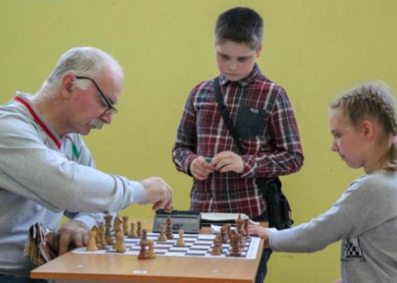 Смоленские шахматисты приняли участие в турнире в Могилёве
