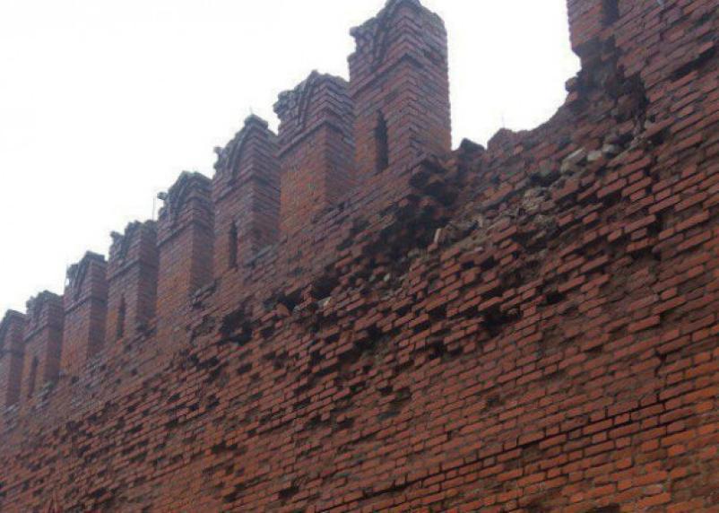 На Смоленщине нет денег на охрану объектов культурного наследия