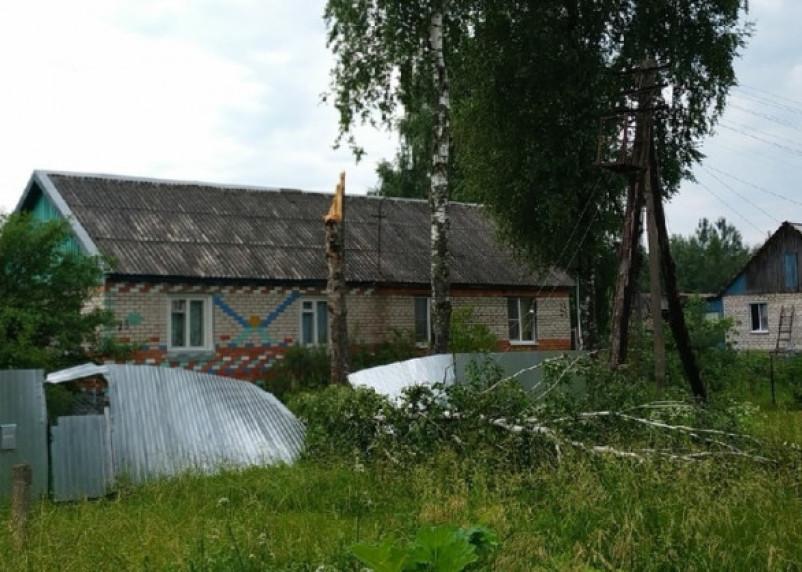 В Смоленской области объявлен «жёлтый» уровень опасности