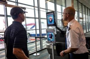 В аэропортах планируют отменить билеты и внедрить систему сканирования лица