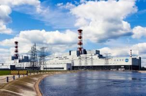 Смоленская АЭС «исчезла»