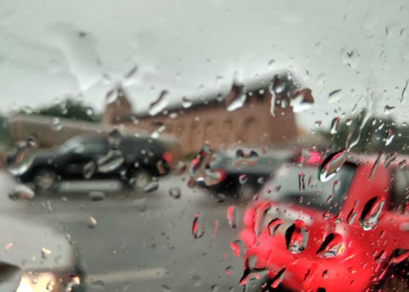 Без перемен. В воскресенье в Смоленской области снова пройдут дожди