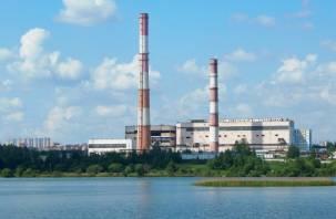 В Смоленске модернизируют ТЭЦ-2
