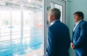 В Смоленске во дворце спорта Юбилейный откроют реабилитационный центр
