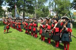 В Смоленской области проходит военно-исторический фестиваль «Неведомая баталия»