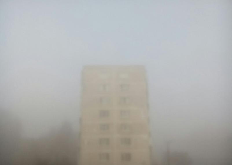 В пятницу в Смоленске будет тепло и туманно