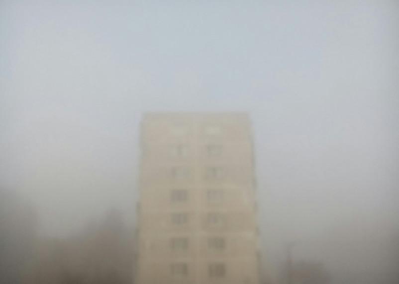 Пришел самый туманный месяц. О погоде в Смоленской области на 2 октября