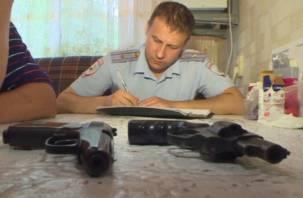 Полицейские устроили обыски у смолян