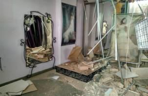 Расселяют жильцов. Подробности обрушения перекрытий в жилом доме в Смоленске