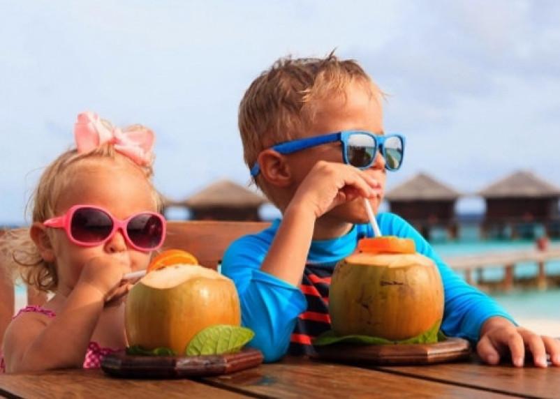 Названы лучшие курорты России для отдыха с детьми