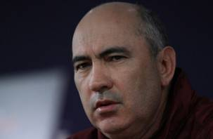 Экс-тренер смоленского «Кристалла» уволен из «Рубина»