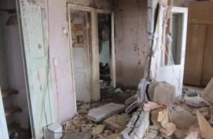 Ярцевский дом, где взорвался газ, расселят и снесут