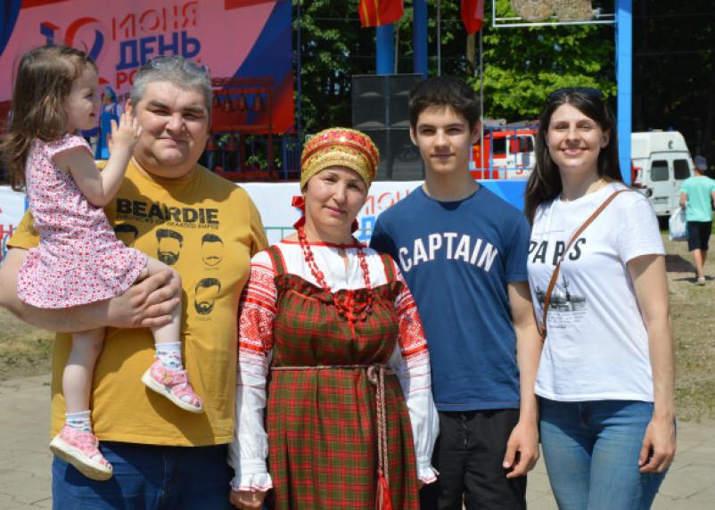 Найди себя. Фоторепортаж со Дня России в Смоленске