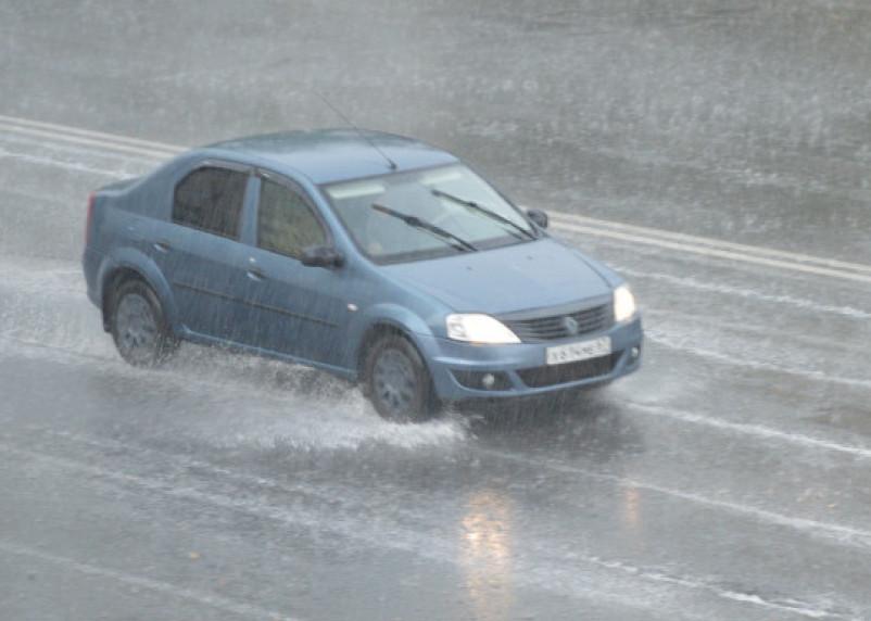 В России спрогнозировали ливневые дожди