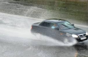 В МЧС предупредили смолян о сильном ветре и ливне