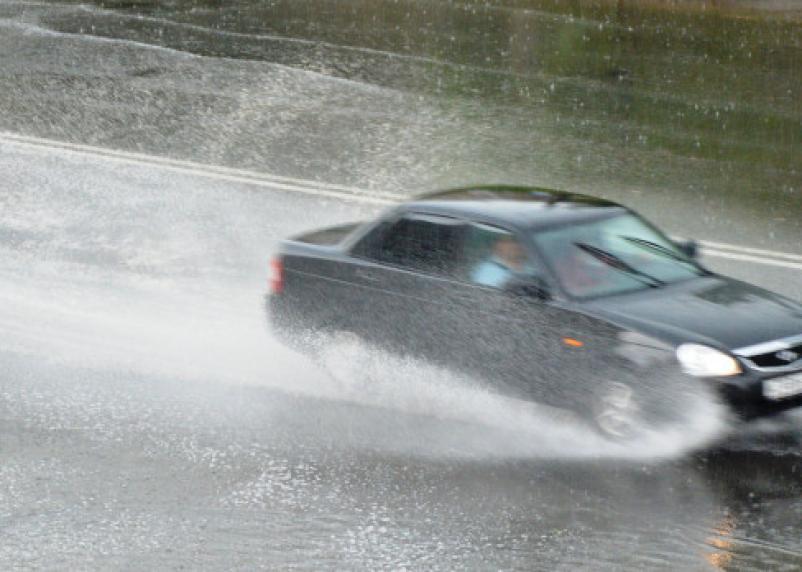 Май стал самым влажным за всю историю метеонаблюдений в Москве