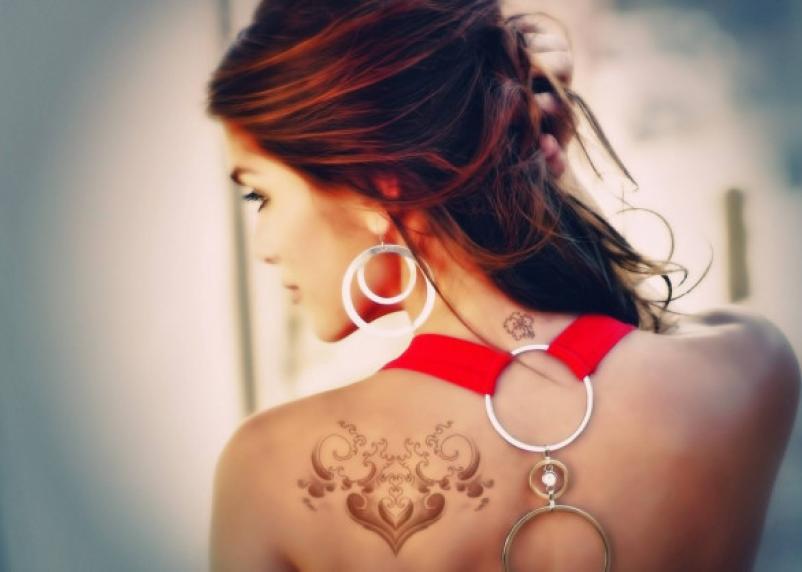 У каждого пятого татуировка создаёт проблемы со здоровьем
