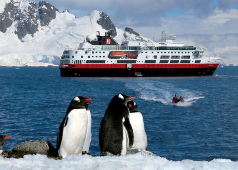 Патриотично и экзотично: россияне скоро смогут ездить в круизы по Арктике