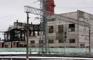 Развалины Смоленской ТЭЦ-1 превращают в объект туризма