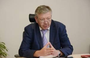 В Смоленске отпустили из СИЗО экс-начальника департамента образования
