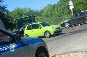 Полиция на месте. В Заднепровье произошла жесткая авария