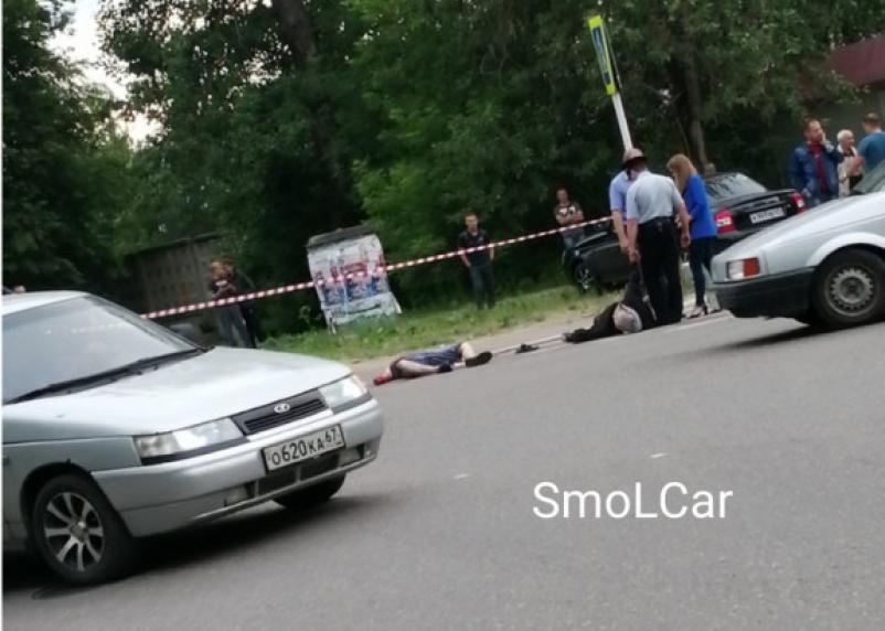 «Дед парня зарезал». В Вязьме произошло убийство (18+)