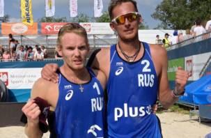 Смоленский волейболист Константин Семенов стал победителем Чемпионата России