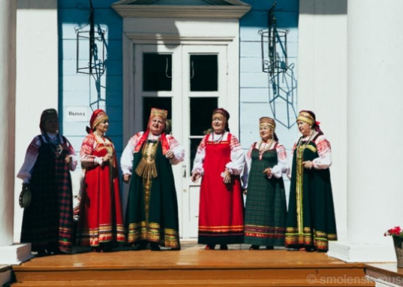 Опубликована программа празднований Всероссийского музыкального фестиваля Глинки в Новоспасском