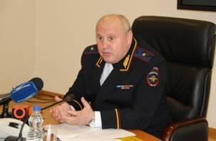 Путин принял отставку экс-замначальника УВД по Смоленской области