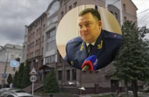 В Смоленске задержаны домушники, обокравшие квартиру прокурора области