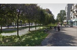 В центре Смоленска появятся тренажёры