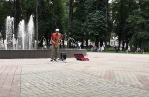 В Смоленске отключат центральные фонтаны