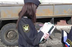У починковского перевозчика арестовали автобус за долги по налогам