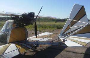 Смолянина оштрафовали за незаконные полёты на самодельном воздушном аппарате
