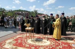 Православные смоляне отметили день Крещения Руси