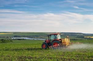 Контроль за применением пестицидов возложен на Россельхознадзор