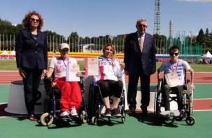 Смолянка заняла 1 место на чемпионате России по легкой атлетике