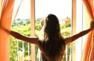 Природа за окном уменьшает тягу к вредным привычкам