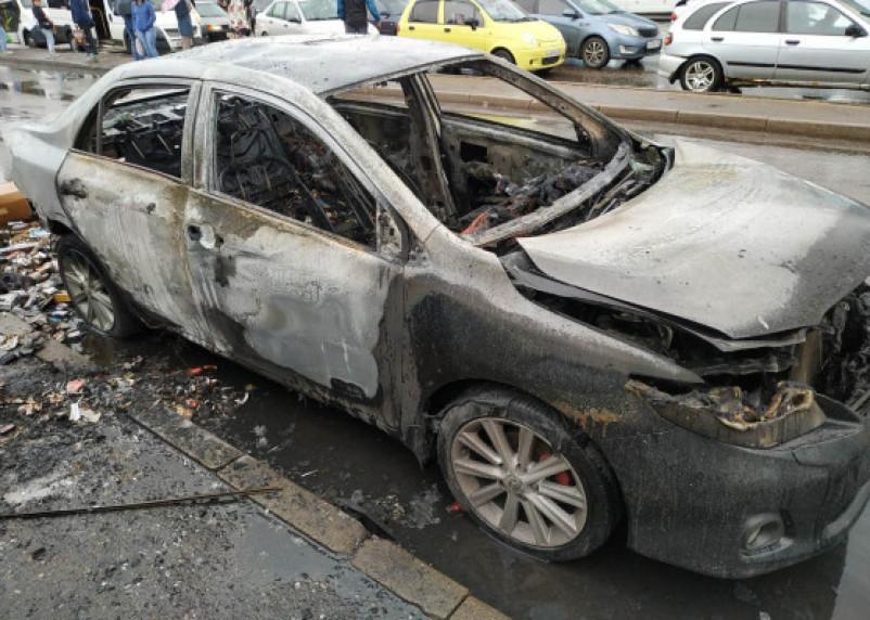Подробности пожара на Желябова в Смоленске
