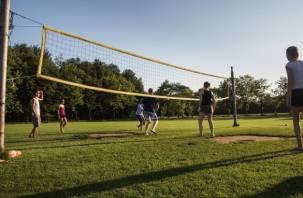 Любителей волейбола в Смоленске приглашают на бесплатные тренировки