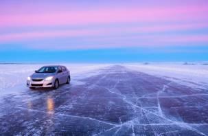 Новый госстандарт. В России появятся трассы из снега и льда