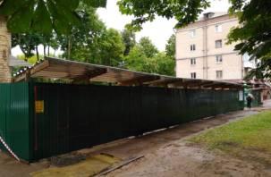 «Убогий сарай». Стало известно о том, что хотят построить на улице Николаева