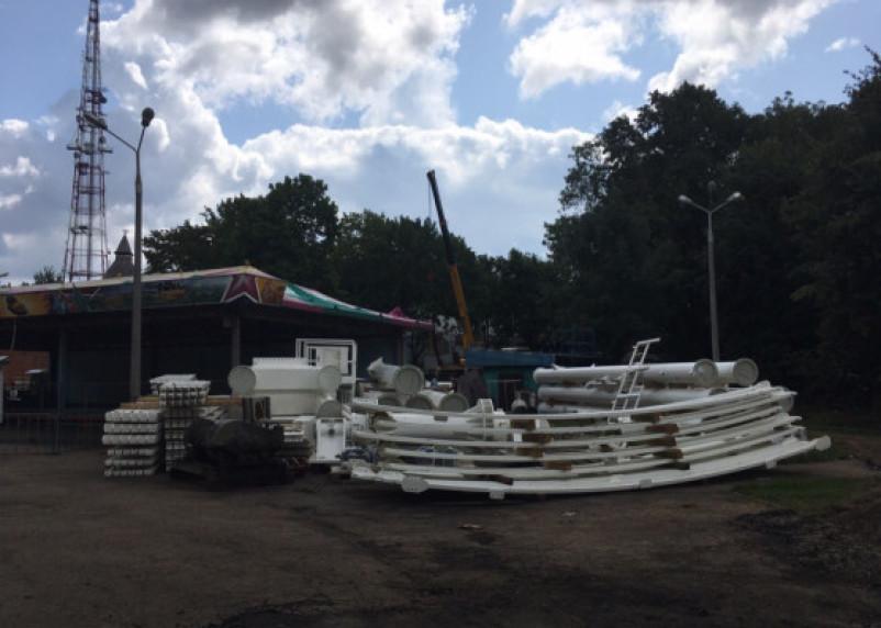 Стала известна дата торжественного открытия колеса обозрения в Смоленске